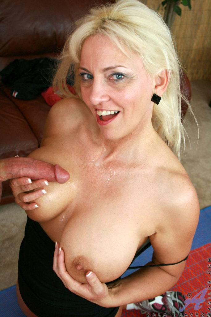 Busty Cougar Mom Cala Craves Gets Fucked By Toy Boy At Anilos